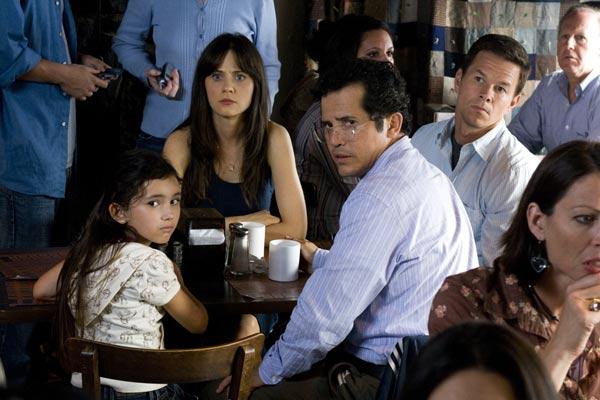 The Happening : Bild John Leguizamo, Mark Wahlberg, Zooey Deschanel