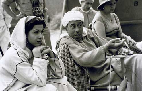 Ali Baba : Bild Fernandel, Jacques Becker, Samia Gamal