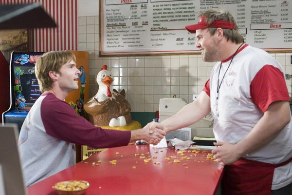 Mr. Woodcock : Bild Ethan Suplee, Seann William Scott