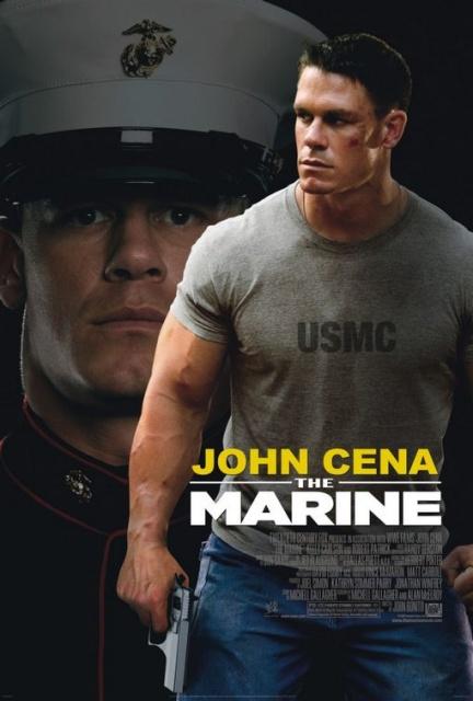 The Marine : Kinoposter