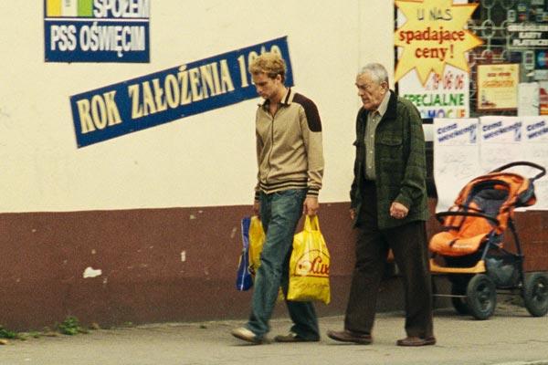 Am Ende kommen Touristen : Bild Alexander Fehling, Robert Thalheim, Ryszard Ronczewski
