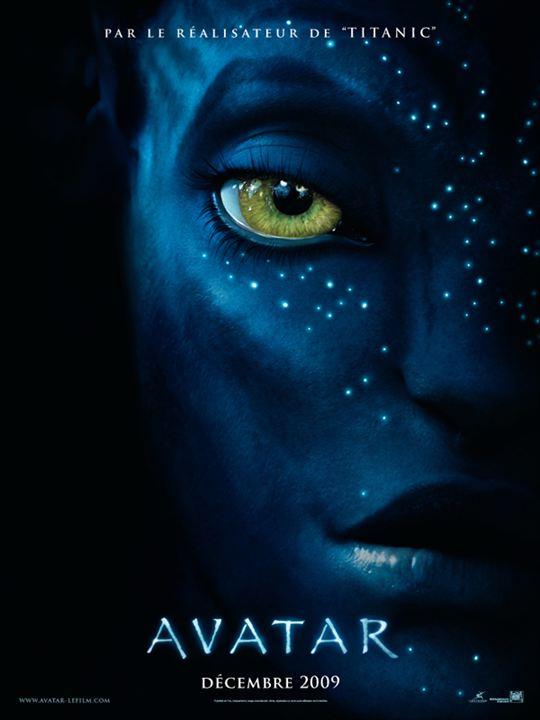 Avatar - Aufbruch nach Pandora : Kinoposter
