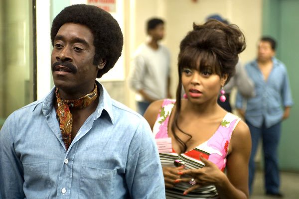 Talk to Me : Bild Don Cheadle, Kasi Lemmons