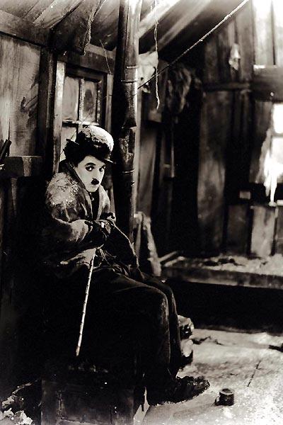 Goldrausch: Charles Chaplin
