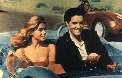 Tolle Nächte in Las Vegas : Bild Ann-Margret, Elvis Presley, George Sidney