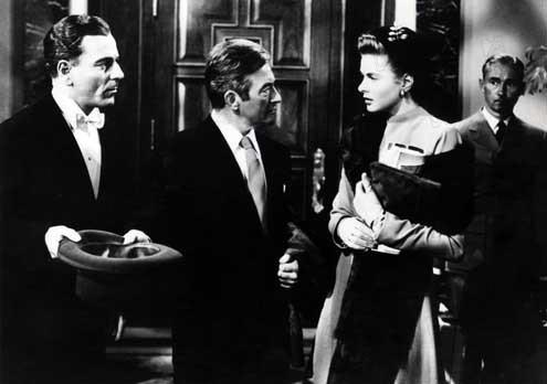 Berüchtigt : Bild Claude Rains, Ingrid Bergman