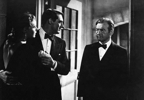 Berüchtigt : Bild Cary Grant, Claude Rains, Ingrid Bergman