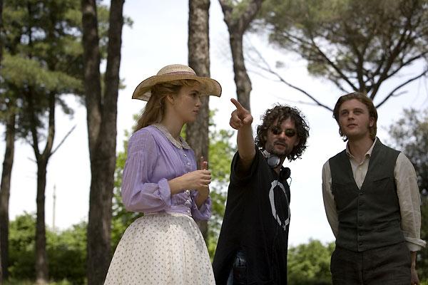 Seide : Bild François Girard, Keira Knightley, Michael Pitt