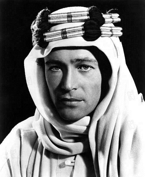 Lawrence von Arabien : Bild Peter O'Toole
