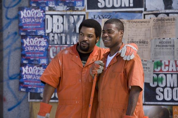 First Sunday : Bild David E. Talbert, Ice Cube, Tracy Morgan