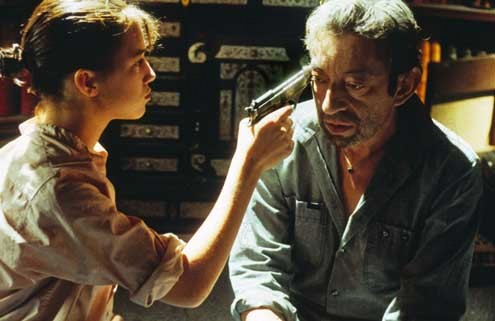 Charlotte for Ever : Bild Charlotte Gainsbourg, Serge Gainsbourg