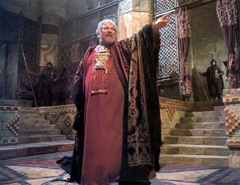 Jesus of Nazareth : Bild Franco Zeffirelli, Peter Ustinov