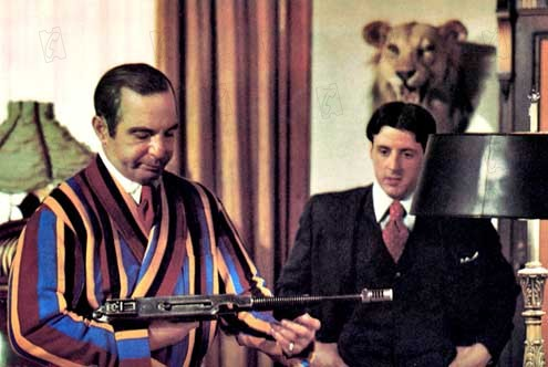 Capone: Steve Carver, Ben Gazzara, Sylvester Stallone