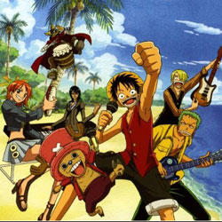 One Piece : Kinoposter