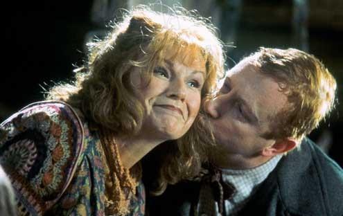 Harry Potter und die Kammer des Schreckens : Bild Julie Walters, Mark Williams