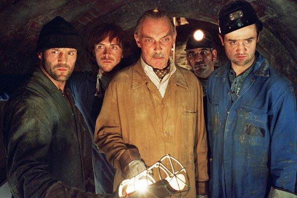 Bank Job : Bild Alki David, Daniel Mays, James Faulkner, Jason Statham