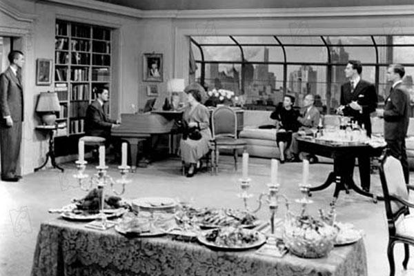 Cocktail für eine Leiche : Bild Cedric Hardwicke, Constance Collier, Douglas Dick, Farley Granger, James Stewart