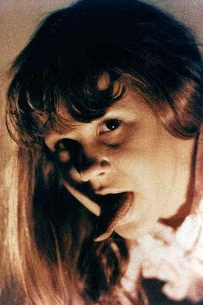 Der Exorzist : Bild Linda Blair