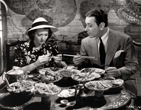 Du und ich : Bild Fritz Lang, George Raft, Sylvia Sidney