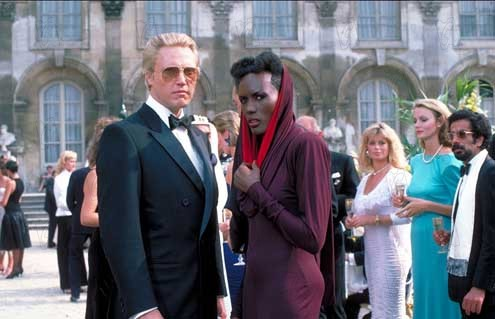 James Bond 007 - Im Angesicht des Todes : Bild Christopher Walken, Grace Jones, John Glen