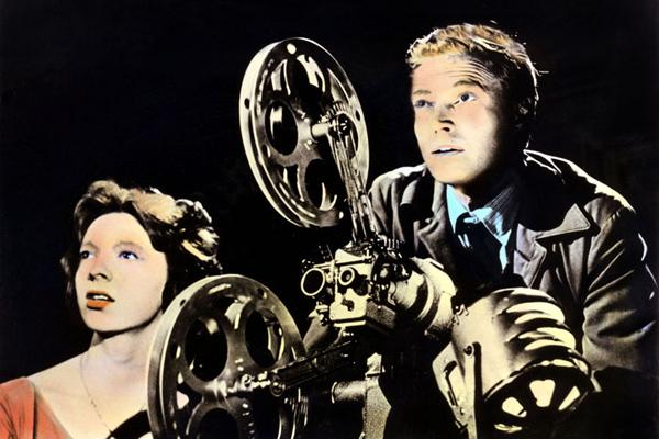 Augen der Angst - Peeping Tom : Bild Anna Massey, Karlheinz Böhm