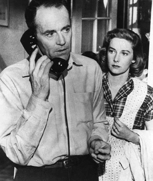 Der falsche Mann : Bild Henry Fonda, Vera Miles
