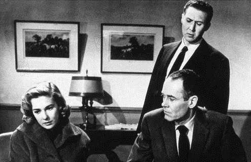 Der falsche Mann : Bild Anthony Quayle, Henry Fonda, Vera Miles