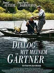 Dialog mit meinem Gärtner : poster
