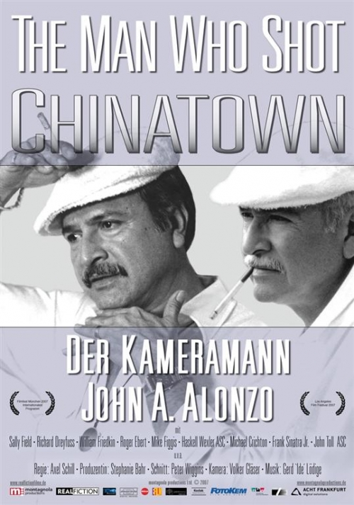 The Man Who Shot Chinatown : poster