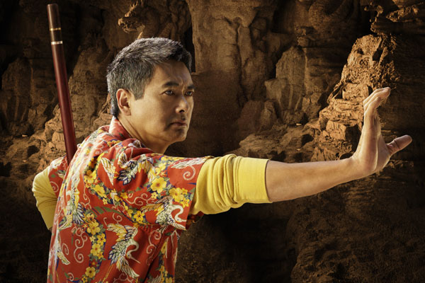 Dragonball Evolution : Bild Chow Yun-Fat
