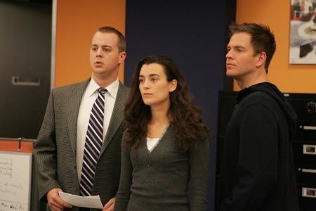 Navy CIS : Bild Cote De Pablo, Michael Weatherly, Sean Murray