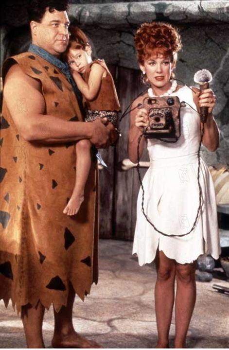 Flintstones - Die Familie Feuerstein : Bild Elizabeth Perkins, John Goodman
