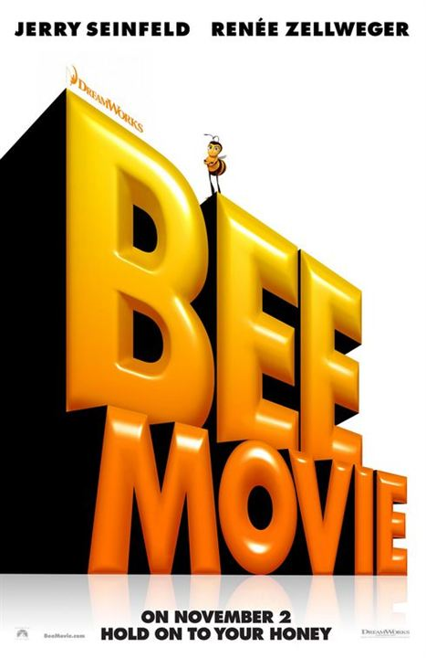 Bee Movie - Das Honigkomplott : Kinoposter