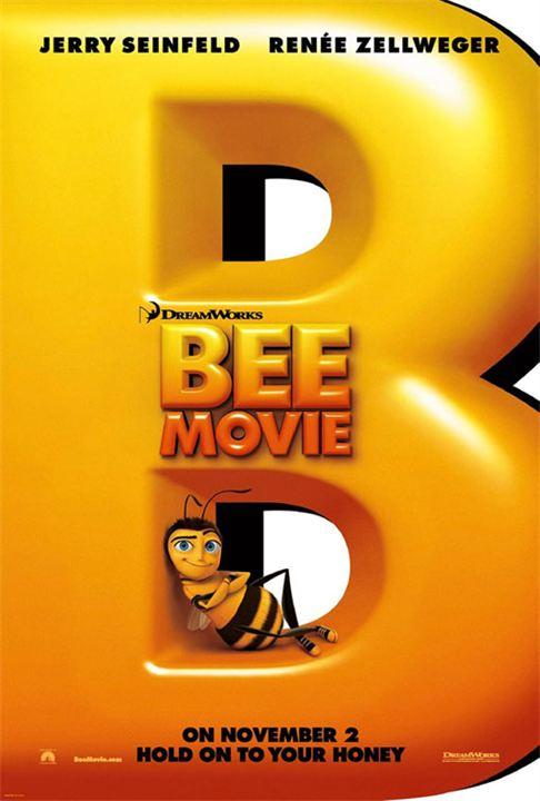 Bee Movie - Das Honigkomplott : Kinoposter