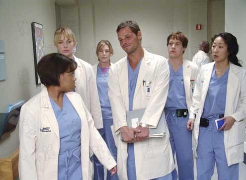 Grey's Anatomy - Die jungen Ärzte : Bild Chandra Wilson, Katherine Heigl, Sandra Oh