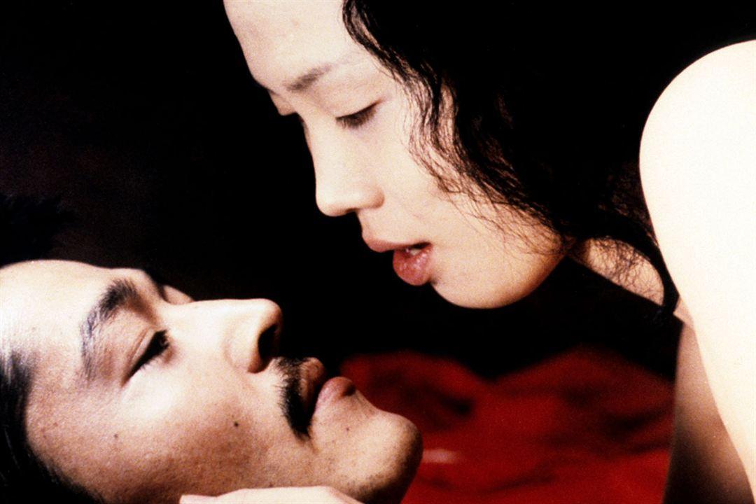 Im Reich der Sinne : Bild Eiko Matsuda, Tatsuya Fuji