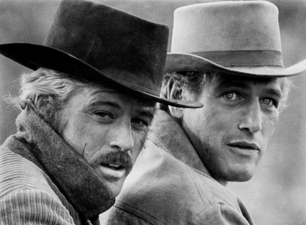 Zwei Banditen - Butch Cassidy and the Sundance Kid : Bild Paul Newman, Robert Redford