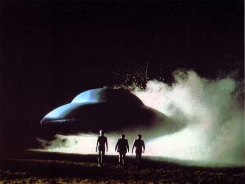 Die Invasion der Raumschiffe : Bild Ed Hunt