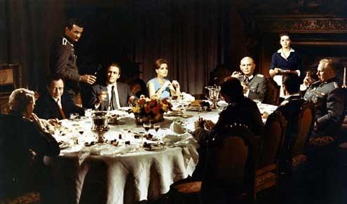 Spion zwischen zwei Fronten : Bild Christopher Plummer, Gert Fröbe, Romy Schneider, Terence Young, Yul Brynner