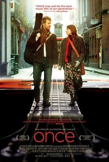 Once : poster