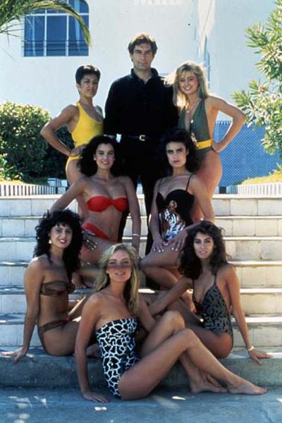 James Bond 007 - Der Hauch des Todes : Bild John Glen, Timothy Dalton