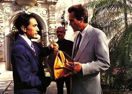 Das Gesetz der Mafia : Bild Christopher Walken, Richard Berry