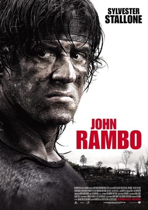 John Rambo : Kinoposter