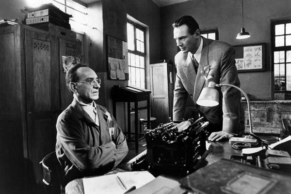 Schindlers Liste: Ben Kingsley, Liam Neeson