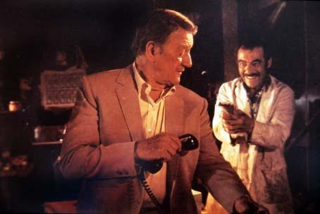 Brannigan - Ein Mann aus Stahl : Bild Douglas Hickox, John Wayne