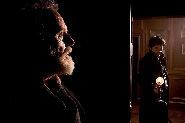 The Wolfman : Bild Anthony Hopkins, Benicio Del Toro