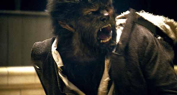 The Wolfman : Bild Benicio Del Toro