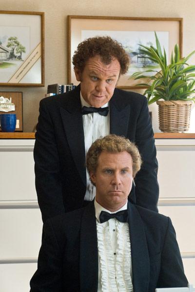 Stiefbrüder: John C. Reilly, Will Ferrell