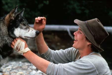 Jack Londons Wolfsblut : Bild Ethan Hawke
