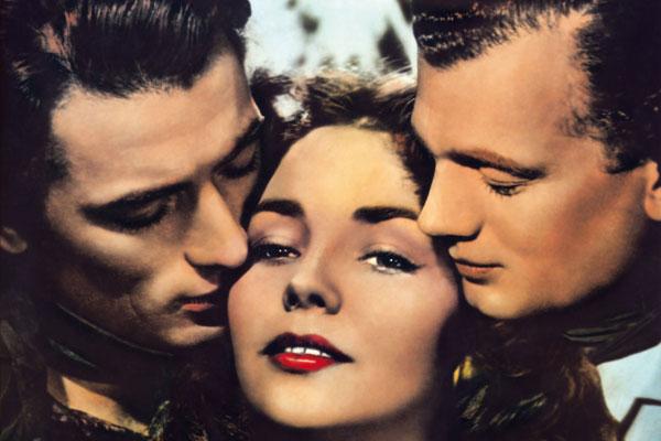 Duell in der Sonne : Bild Gregory Peck, Jennifer Jones, Joseph Cotten, King Vidor